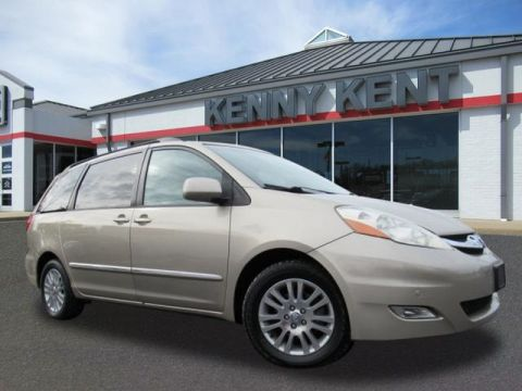Pre-Owned 2007 Toyota Sienna XLE Limited