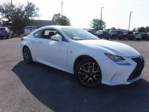 Certified Pre-Owned 2017 Lexus RC 350